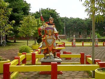 Kelenteng Sampokong Tempat Wisata Semarang