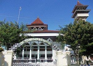 Masjid Agung Dan Kompleks Makam Adipati Rembang