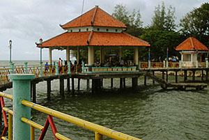 wisaa bahari Pantai Kartini