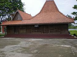 Rumah Adat kota Kudus