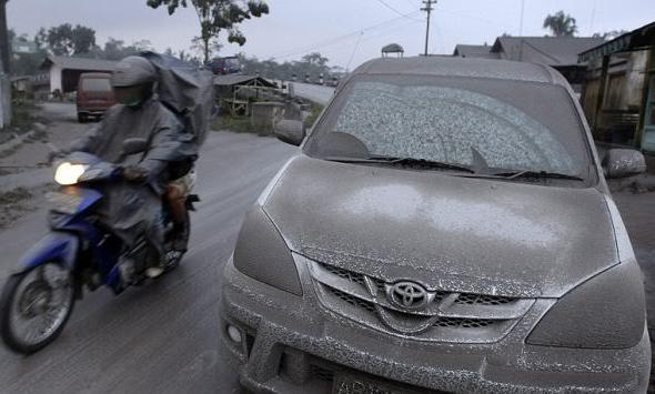 sewa mobil semarang cegah abu vulkanik