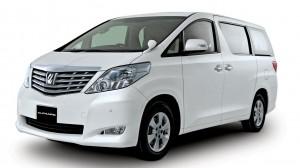 Sewa Mobil Semarang Alphard