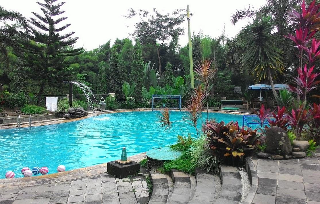 The Fountain Waterpark & Resto